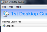 1st Desktop Guard 3.1 poster