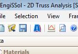 2D Truss Analysis 2.0 poster