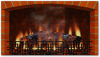 3D Realistic Fireplace Screen Saver 3.9.7 image 0