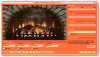 3D Realistic Fireplace Screen Saver 3.9.7 image 1
