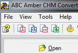 ABC Amber CHM Converter 7.37 poster