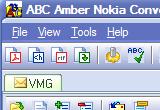 ABC Amber Nokia Converter 3.09 poster