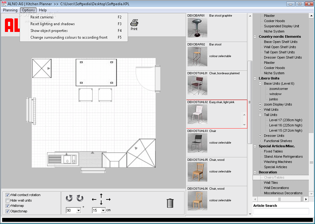 kitchen planner software free