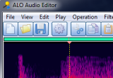 ALO Audio Editor [DISCOUNT: 40% OFF!] 3.3 poster