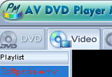 AV DVD Player Morpher 3.0.53 poster
