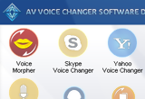 AV Voice Changer Software Diamond Edition [DISCOUNT: 30% OFF!] 8.0.23 poster