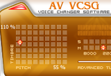AV Voice Changer Software Gold Edition [DISCOUNT: 30% OFF!] 7.0.59 poster