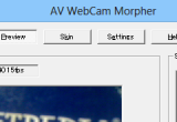 AV Webcam Morpher [DISCOUNT: 30% OFF] 2.0.52 poster