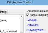 AVZ Antiviral Toolkit 4.43 poster