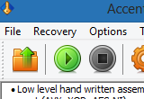 Accent WORD Password Recovery 7.70 Build 3191 poster