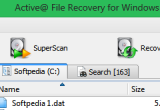 Active@ File Recovery for Windows 12.0.5 poster