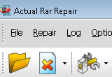 Actual Rar Repair 3.0.1 poster