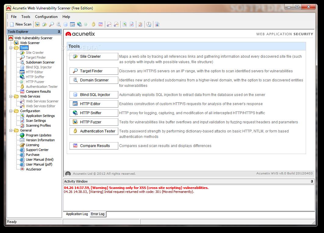 Index of /cmsupload/soft/Acunetix-Web-Vulnerability-Scanner