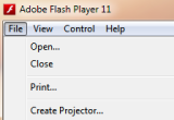Adobe Flash Player Debugger 15.0.0.152 / 15.0.0.159 Beta poster