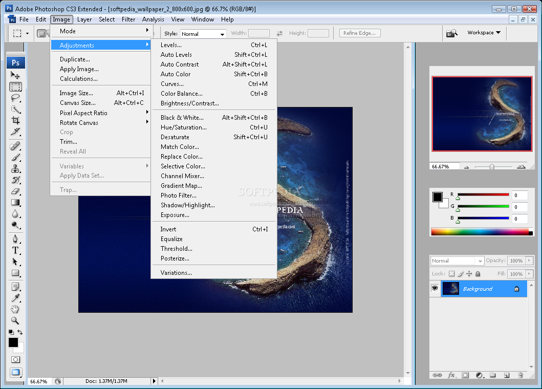 adobe photoshop cs3 extended free download with crack