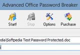 Advanced Office Password Breaker [DISCOUNT: 50% OFF!] 3.03.638 poster