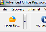 Advanced Office Password Recovery [DISCOUNT: 50% OFF!] 5.50 Build 515 poster