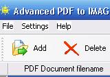 Advanced PDF to IMAGE converter 1.9.9.34 poster