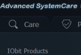 Advanced SystemCare FREE 7.1.0.387 poster