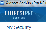 Agnitum Outpost Antivirus Pro 9.1 Build 4652.701.1951 poster