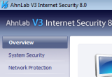 Ahnlab V3 Internet Security 8.0.6.6 Build 1197 poster