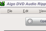 Aigo DVD Audio Ripper 2.1.6 poster