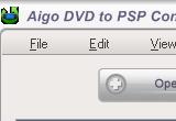 Aigo DVD to PSP Converter 2.1.6 poster