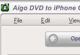 Aigo DVD to iPhone Converter 2.1.6 poster