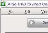 Aigo DVD to iPod Converter 2.1.6 poster