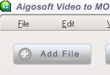 Aigo Video to MOV Converter 2.1.6 poster