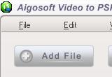 Aigo Video to PSP Converter 2.1.6 poster