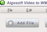 Aigo Video to WMV / ASF Converter 2.1.6 poster