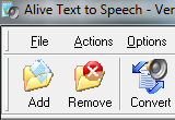 Alive Text to Speech 6.1.0.2 poster