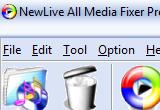 NewLive All Media Fixer 9.11 poster