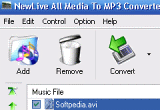 All Media To Mp3 Converter Pro 7.7 poster
