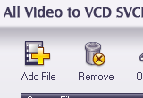 All Video to VCD SVCD DVD Creator & Burner 4.5.4 poster