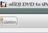 Alldj DVD To iPod Ripper 3.5 poster