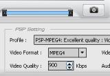 Alldj DVD to PSP Ripper 3.0 poster