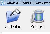 Allok AVI MPEG Converter 4.4.0609 poster