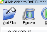 Allok Video to DVD Burner 2.5.0609 poster