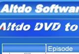 Altdo DVD to iPod Ripper 6.0 poster