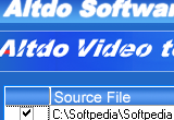 Altdo Video to iPod Converter 6.1 poster