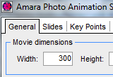 Amara Photo Animation Software 3.2 poster