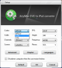 AnyiMax DVD to iPod Converter 1.60 Build 816 image 1