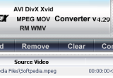 Apex AVI MPEG MOV RM WMV iPod 3GP MP4 Converter 4.62 poster