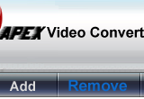 Apex Video Converter Super 7.33 poster