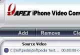 Apex iPhone Video Converter 7.77 poster
