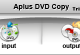 Aplus DVD Copy and DVD Creator 8.89 poster