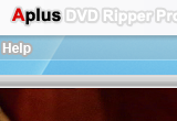 Aplus DVD Ripper Professional [DISCOUNT: 50% OFF] 10.04 poster