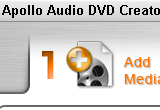 Apollo Audio DVD Creator 1.2.62 poster